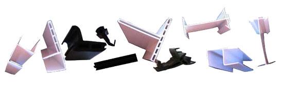 PVC profili razni